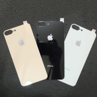 Tempered Glass Back Look Like Iphone 8 for Iphone 7 7+ 8 8+ X XS MAX