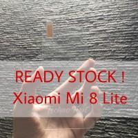 Xiaomi Mi 8 Lite Premium Tempered Glass 9H 2.5D (Mi8 Lite)