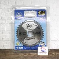 Mata Pisau Circular Saw / Mata Gergaji Circle Potong Kayu