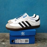 Adidas samba og white black