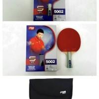 Bet tenis meja pingpong DHS 5002 free tas