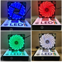 FAN CASE LED X6 PHANTOM 12cm