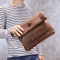 Tas Selempang Kulit Sling Bag Clutch H8731
