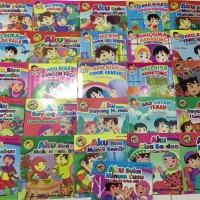 Grosir Buku Cerita/Dongeng Anak Billiggual Paketan Isi 30pcs
