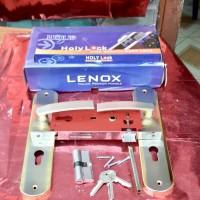 Kunci Set Pintu Rumah Silinder Body Besar Lenox