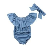 Baju Bayi | Romper Bayi | Baby Jumper (Areta Sabrina Romper)
