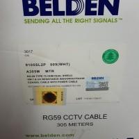 Kabel belden kusus cctv rg59+pw 305M