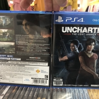 Kaset Game BD PS4 Uncharted The Lost legacy Reg 3 / All Mulus