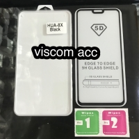 Tempered glass full huawei honor 8x 5D full lem huawei 8x