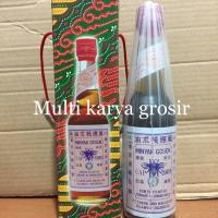 minyak gosok cap tawon asli Makassar ukuran 330 ml