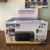 Printer Epson L3110 PRINT SCAN COPY pengganti L360