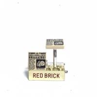 LEGO Zombie Times Tile Manset / Cufflink