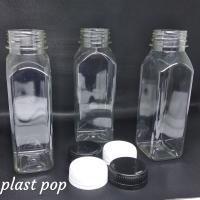 (GOJEK) botol jus kale kotak 250 ml murah / jus 250ml / Botol jus
