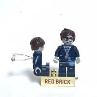 LEGO Zombie Businessman Cufflink / Manset