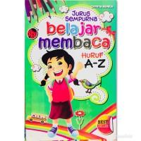 Buku Anak,Belajar Membaca Huruf A-Z