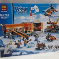 Mainan anak lego (brik) urban artic (city) 10442
