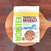 Monster Tropical Muesli Cereal Sereal 700GRAM