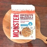 Monster Sports Muesli Cereal Sereal 700GRAM