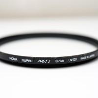 Filter hoya super pro1 UV 67mm