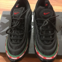Nike Air Max 97 OG Black x UNDFTD Undefeated BNIB