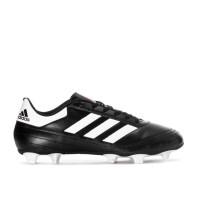 Sepatu Bola Adidas Goletto VI fg Black White Original