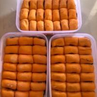 Pancake buah Mangga