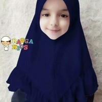 Jilbab anak aneka warna dari Ragga Kids