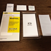 MAXFEEL Back Tempered Glass Iphone XR 6.1