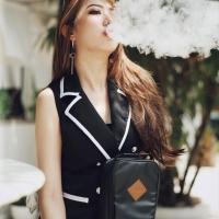 Tas vape / tas vapor / vape bag / vapor bag / vape pouch