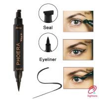 Double ended eyeliner pen waterproof long lasting thin