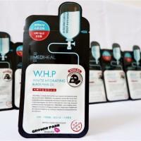 Mediheal - W.H.P White Hydrating Black Mask Ex