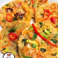 Seafood Pajeon [Pancake Korea]