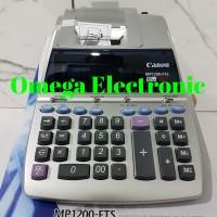 Canon Calculator MP1200-FTS Printing Struk Kasir Kalkulator 12 Digits