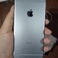 Iphone 6s 64GB warna silver