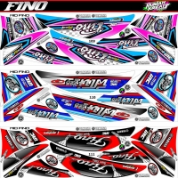 STRIPING*DECAL*YAMAHA FINO