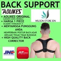 AOLIKES B-3101 Back Support Posture Penyangga Punggung Penegak Badan