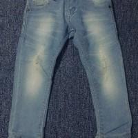 Celana jeans wash panjang anak laki boy