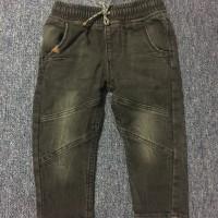 Celana panjang jeans hitam anak laki boy