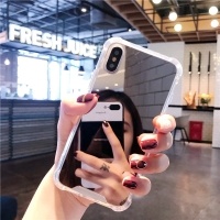 Anti Crack Mirror Case Iphone 6 6S 6+ 6S+ 7 7+ 8 8+ X XR XS MAX