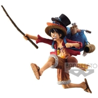 Action Figure One Piece Mania Produce Monkey D Luffy