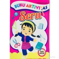 Buku Aktivitas Seru Untuk Anak TK/PAUD