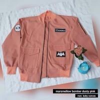 Jaket Bomber Wanita Marshmello Baju Wanita Best Seller Jacket 1080