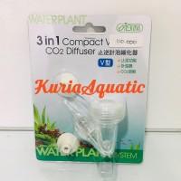 ISTA Compact V 3 in 1 CO2 Diffuser (S) Aquarium Aquascape