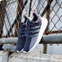 Sepatu Adidas Questar Flow Dark Grey Abu