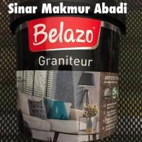 Belazo Envi Graniteur Cat Tembok,Kayu,Besi Efek Granit /1 Liter