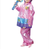 Jas hujan anak Sensasi | bahan pvc aman untuk anak anak nyaman dipakai