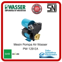 Mesin Pompa Air Sumur Dangkal Wasser PW 129 EA ( Shallow Pump )