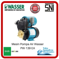 Mesin Pompa Air Sumur Dangkal Wasser PW 139 EA ( Shallow Pump )
