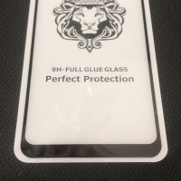 TEMPERED GLASS FULL SCREEN COVER REDMI NOTE 6 PRO FULL LEM