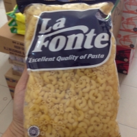 Lafonte macaroni / la fonte / macaroni / rigate 500gr